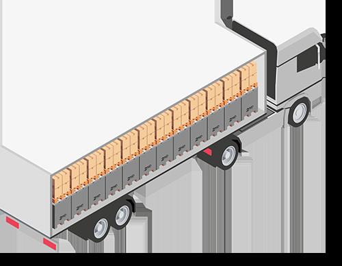 truck pallet economical environmentally friendly